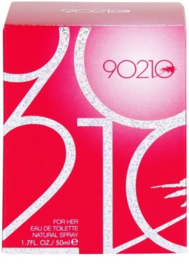 Torand Beverly Hills 90210 Tickled Pink eau de toilette para mujer 4
