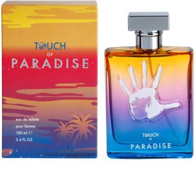 Torand Beverly Hills 90210 Touch of Paradise Eau de Toilette für Damen