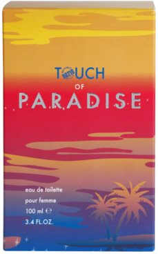 Torand Beverly Hills 90210 Touch of Paradise Eau de Toilette für Damen 4