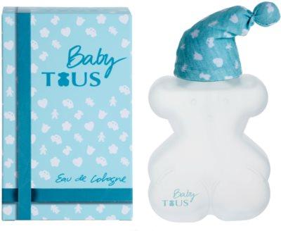 Tous Tous Baby Eau De Cologne pentru copii   Alcohol Free