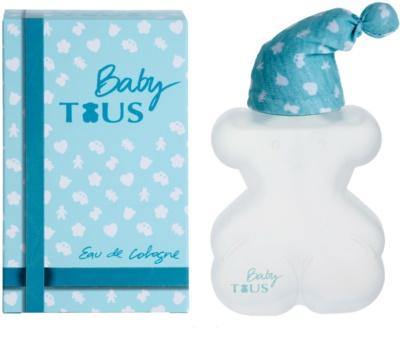 Tous Tous Baby одеколон за деца