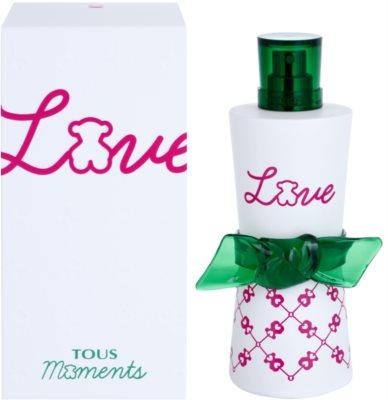 Tous Love Eau de Toilette para mulheres