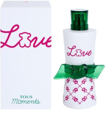 Tous Love toaletní voda pro ženy
