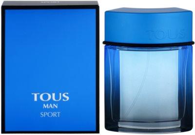 Tous Man Sport eau de toilette para hombre