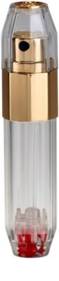 Travalo Crystal Gold plnitelný rozprašovač parfémů unisex 2