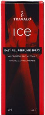 Travalo Ice міні-флакон для парфумів унісекс   (Red) 4