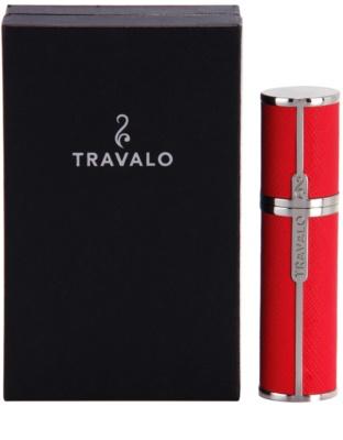 Travalo Milano vaporizador de perfume recargable unisex   Hot Pink
