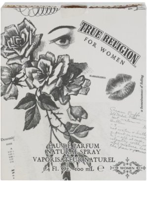 True Religion True Religion for Women eau de parfum teszter nőknek 2