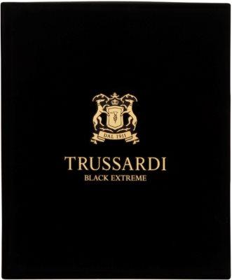 Trussardi Black Extreme lotes de regalo 3