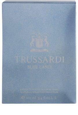 Trussardi Blue Land Eau de Toilette pentru barbati 3