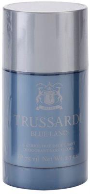 Trussardi Blue Land Deo-Stick für Herren
