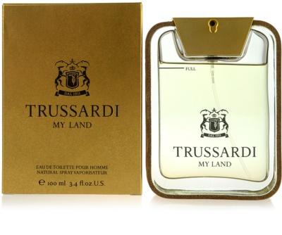 Trussardi My Land eau de toilette para hombre