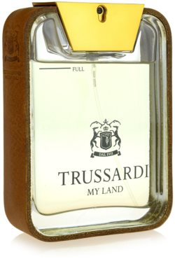 Trussardi My Land Eau de Toilette para homens 3