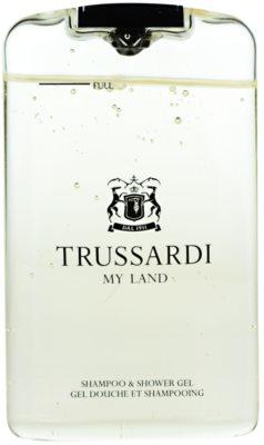 Trussardi My Land Duschgel für Herren 2