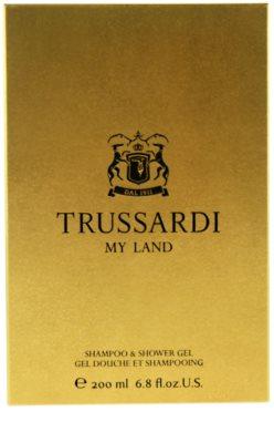 Trussardi My Land Duschgel für Herren 3