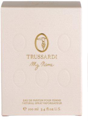 Trussardi My Name woda perfumowana dla kobiet 4
