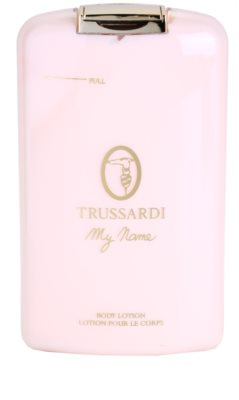 Trussardi My Name leite corporal para mulheres 2
