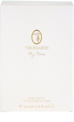 Trussardi My Name leite corporal para mulheres 3