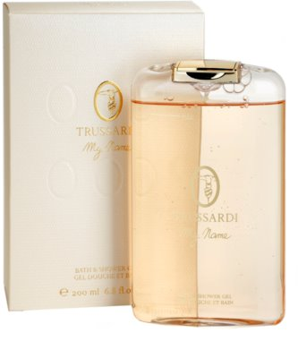Trussardi My Name Shower Gel for Women 1