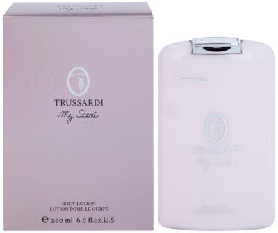 Trussardi My Scent mleczko do ciała dla kobiet