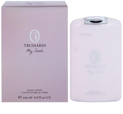 Trussardi My Scent tělové mléko pro ženy