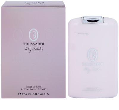 Trussardi My Scent тоалетно мляко за тяло за жени
