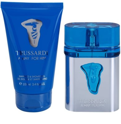 Trussardi A Way For Him lote de regalo 1