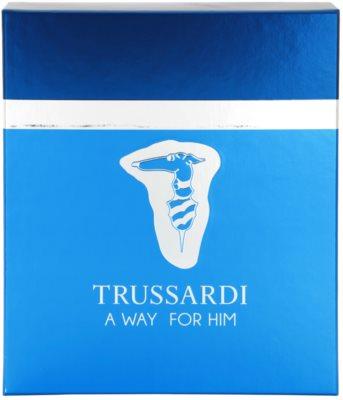 Trussardi A Way For Him подарунковий набір 3