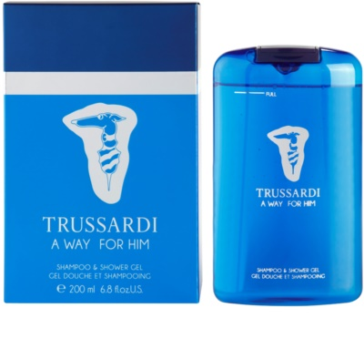 Trussardi A Way For Him gel de ducha para hombre