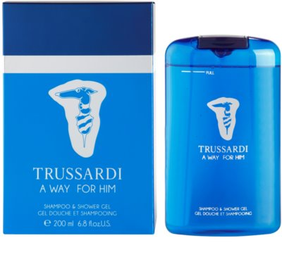 Trussardi A Way For Him gel za prhanje za moške