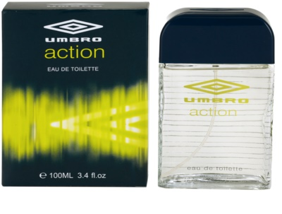 Umbro Action Eau de Toilette for Men