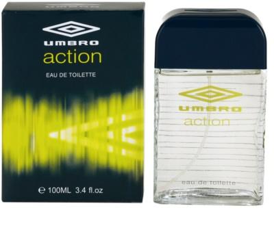 Umbro Action Eau de Toilette para homens