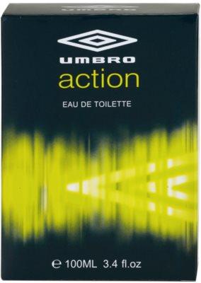 Umbro Action Eau de Toilette für Herren 4