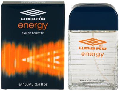 Umbro Energy Eau de Toilette für Herren