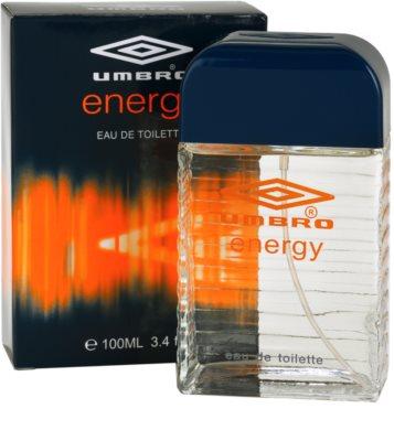 Umbro Energy Eau de Toilette für Herren 1