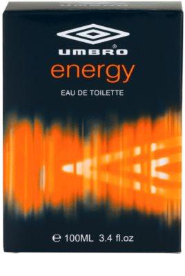 Umbro Energy Eau de Toilette pentru barbati 4