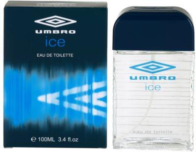 Umbro Ice туалетна вода для чоловіків