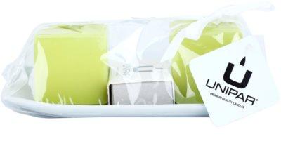 Unipar Meadow Light Green coffret presente