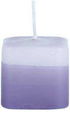 Unipar Single Aromatic Lavender świeczka zapachowa     (Square 40 - 40 - 40)