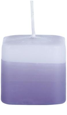 Unipar Single Aromatic Lavender vonná svíčka    (Square 40 - 40 - 40)
