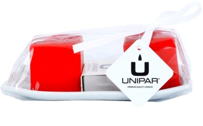 Unipar Meadow Red подаръчен комплект