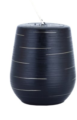 Unipar Nordlys Steep Line Black Kerze   (Cone 90 - 100)