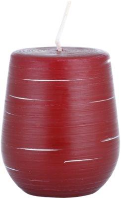 Unipar Nordlys Steep Line Red свещ   (Cone 90-100)