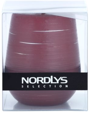 Unipar Nordlys Steep Line Red vela   (Cone 90-100) 1