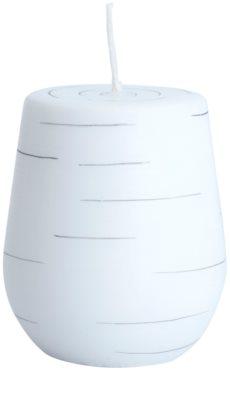 Unipar Nordlys Steep Line White świeczka   (Cone 90 - 100)
