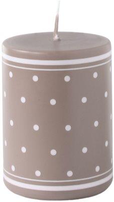 Unipar Retro Light Brown lumanare   (Pillar 60 - 80)