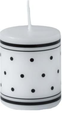 Unipar Retro White dekorativní svíčka   (Pillar 50 - 60)