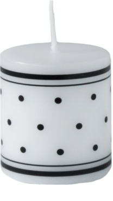 Unipar Retro White sveča   (Pillar 50 - 60)