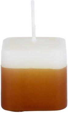 Unipar Single Aromatic Almond vonná svíčka    (Square 40 - 40 - 40)