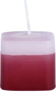 Unipar Single Aromatic Cherry vonná svíčka    (Square 40 - 40 - 40)